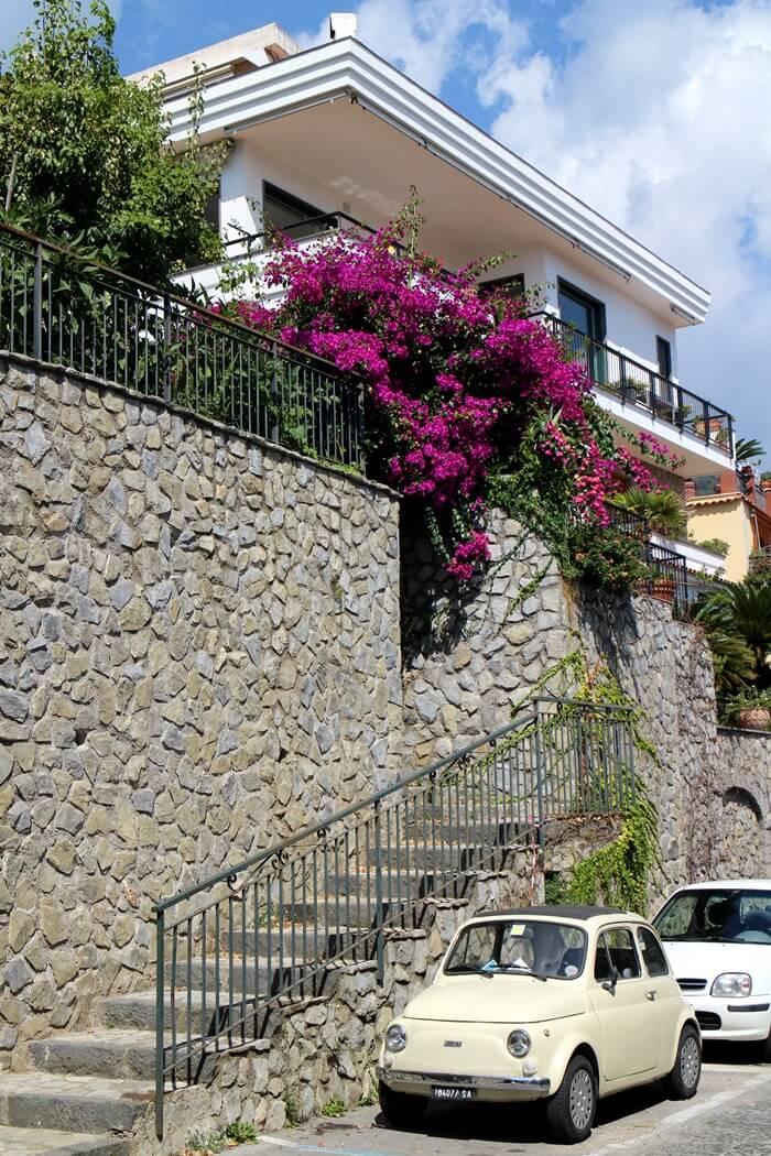 Amalfiküste - Italien 2014