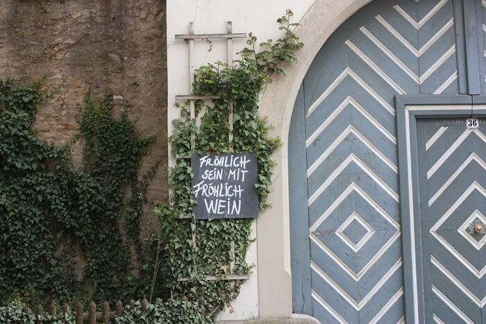 Iphofen Innenstadt Genuss-mit-fernweh.de