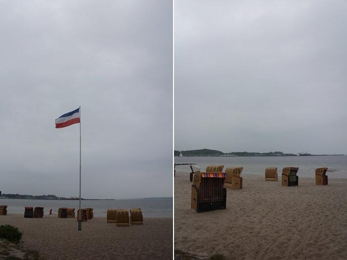 Eckernförde Strand Genuss-mit-fernweh.de Europa Reiseberichte