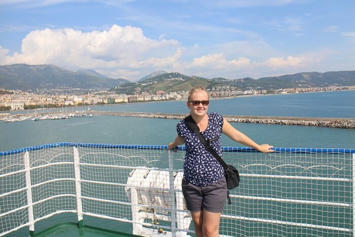 Genuss mit Fernweh Bucht von Neapel