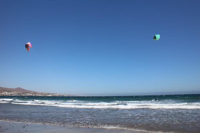 Strand von Playa del Ingles - Genuss-mit-fernweh.de