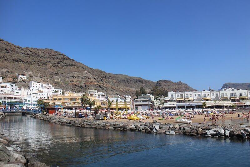 Puerto de Mogan Gran Canaria Genuss-mit-fernweh.de