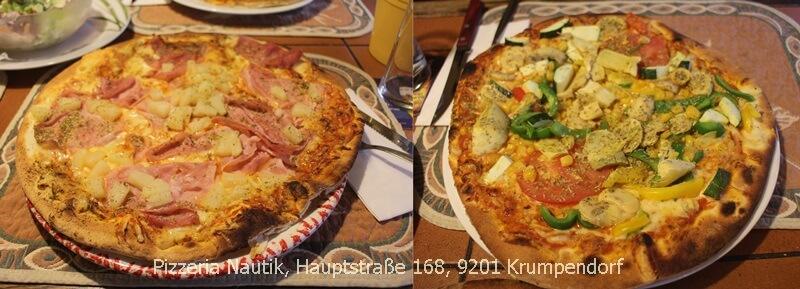 Krumpendorf Pizzeria Nautik Genuss-mit-fernweh.de
