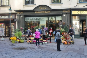 Wien alte Geschäfte und Gaststätten Genuss-mit-fernweh.de Österreich