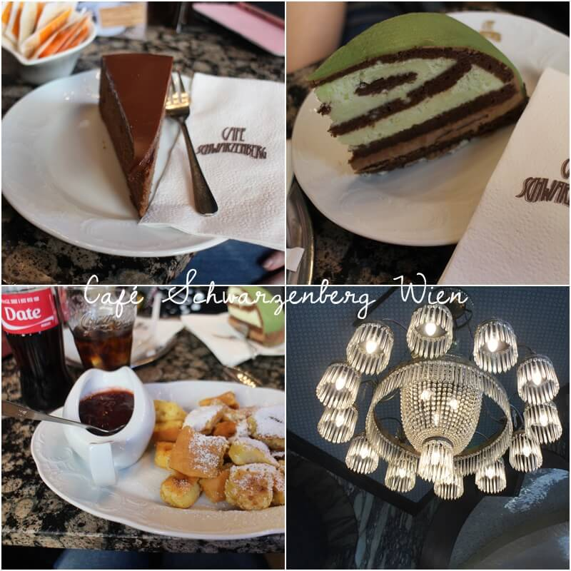 Wien Kaffeehaus Genuss-mit-fernweh.de Cafe Schwarzenberg