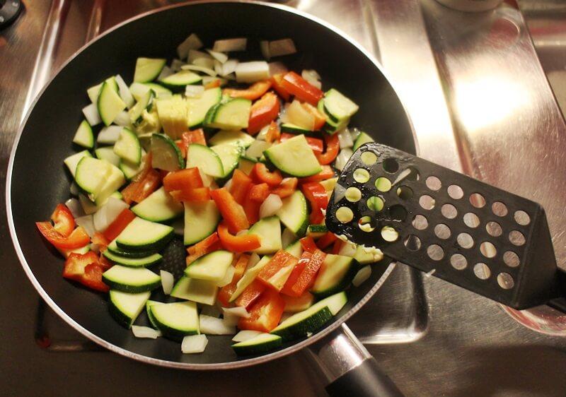 Ratatouille mit Gnocchi - Genuss-mit-fernweh.de Studentenküche