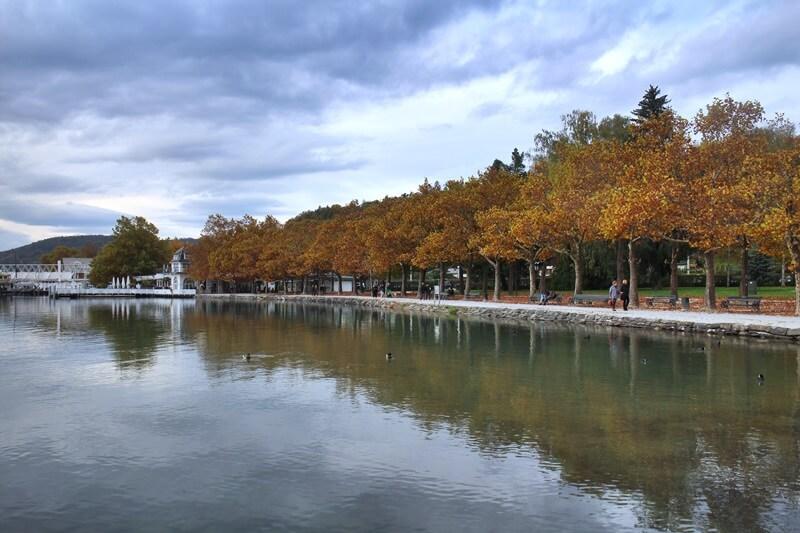 November Klagenfurt Promenade Genuss-mit-fernweh.de