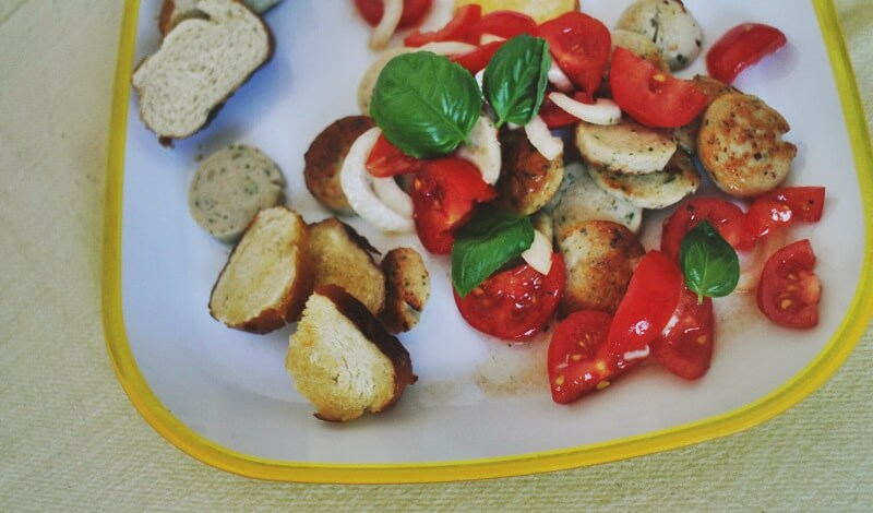 Weißwurstsalat Genuss-mit-fernweh.de Daniela Reh