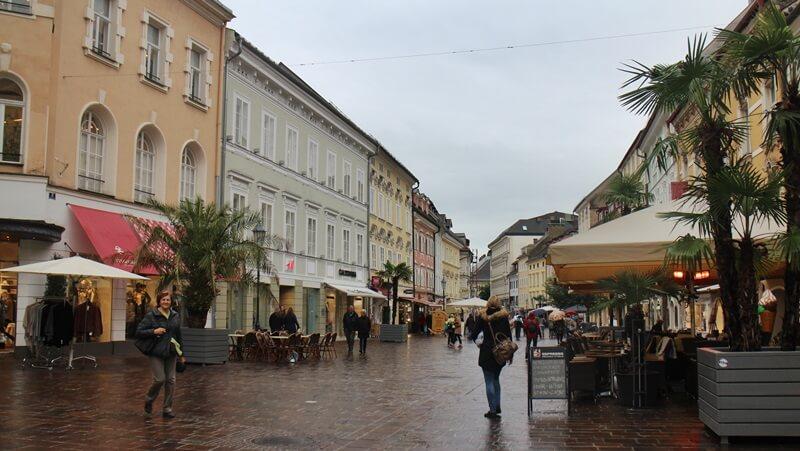Must See Spots Klagenfurt Genuss-mit-fernweh.de Daniela Reh Alter Platz