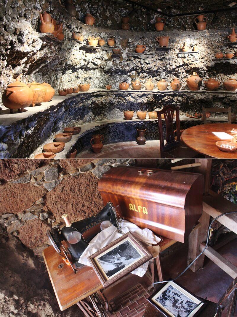 Teror und Artenara Gran Canaria Hinterland Tour Tui Genuss-mit-fernweh.de Höhlenmuseum