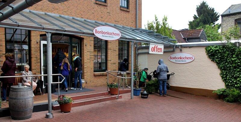 Bonbonkocherei Eckernförde Schleswig-Holstein Ausflugstipp Genuss-mit-fernweh.de Daniela Reh