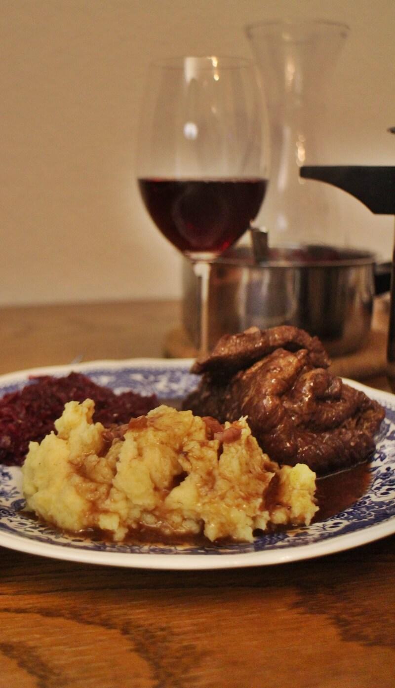 Rotweinrouladen Kartoffelstampf Sonntagsessen Genuss-mit-fernweh.de Daniela Reh