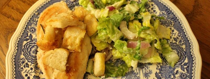 Caesar Salad Genuss-mit-fernweh.de Rezept