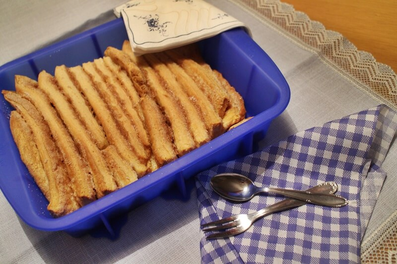 Hefezupfbrot Pull apart bread Genuss-mit-fernweh.de Rezept