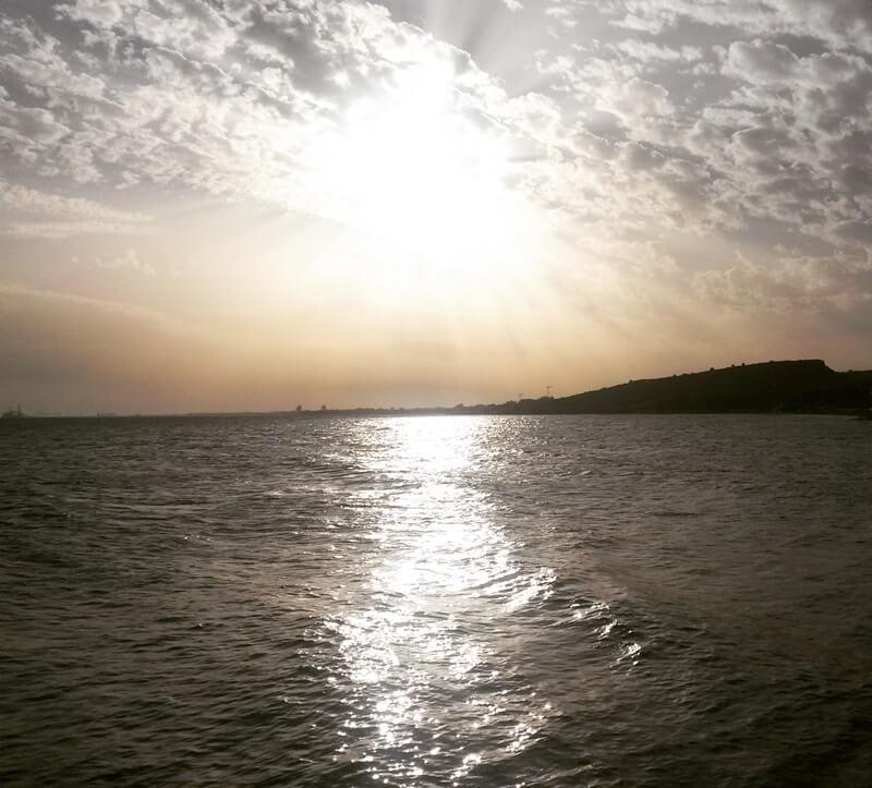 Mein Frühling, erste Sonne, Genuss-mit-fernweh.de, Sonnenuntergang, Cyprus. Zypern.