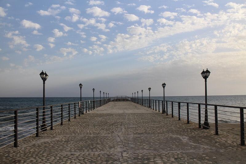 atlantica bay hotel zypern limassol Promenade