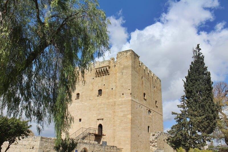 Limassol Genuss-mit-fernweh.de Reisebericht Zypern Kolossi Burg Kolossi Castle