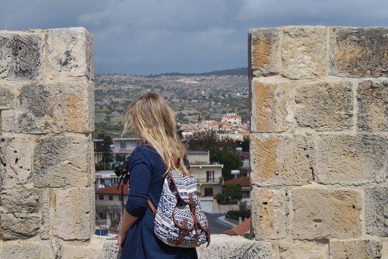 Limassol Genuss-mit-fernweh.de Reisebericht Zypern Blick von Kolossi Burg Daniela Reh