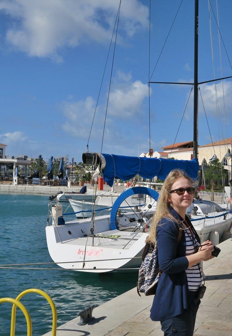 Limassol Genuss-mit-fernweh.de Reisebericht Zypern Hafen Daniela Reh