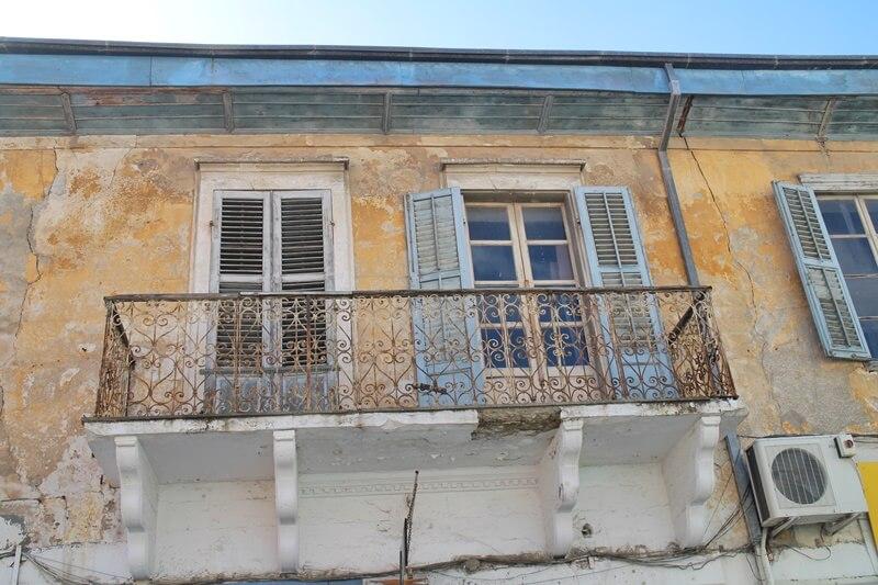 Limassol Genuss-mit-fernweh.de Reisebericht Zypern ältere Häuser