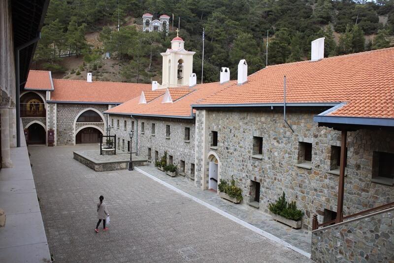 Troodosgebirge Zypern Troodos Genuss-mit-fernweh.de Reiseblog Kloster Kykko