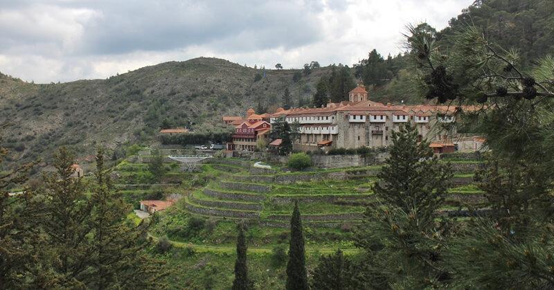 Troodosgebirge Zypern Troodos Genuss-mit-fernweh.de Reiseblog Kloster Machairas