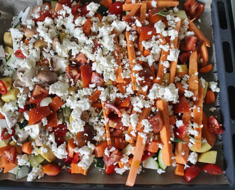 Ofengemüse Rezept Winteressen Ofengericht Genuss-mit-fernweh.de Foodblog