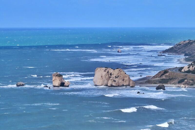 Paphos Zypern Travelguide Mittelmeer Genuss-mit-fernweh.de Reisetipps Daniela Reh Felsen der Aphrodite