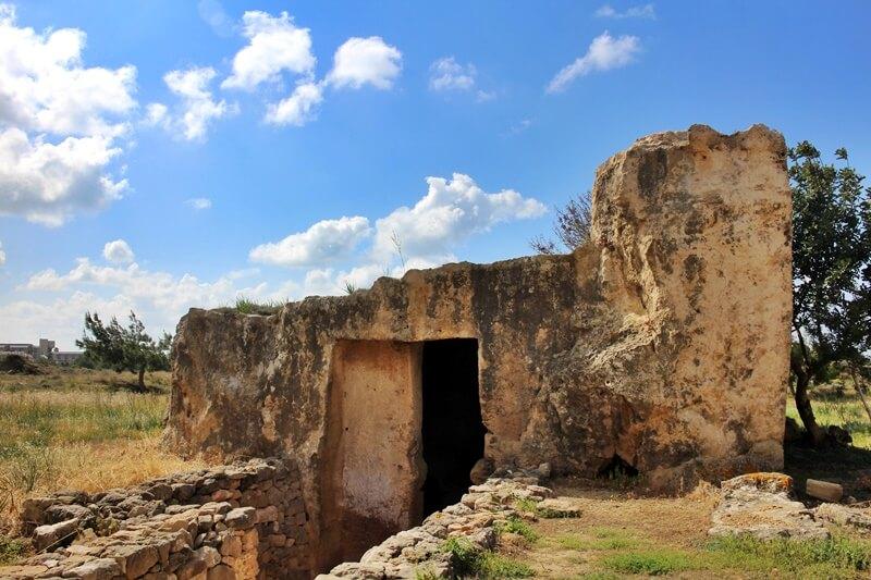 Paphos Zypern Travelguide Mittelmeer Genuss-mit-fernweh.de Königsgräber Nea Paphos