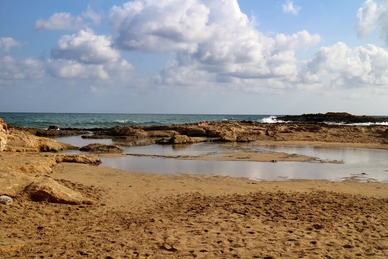 Sissi Beach - Stalis Malia Reiseblog Strand Malia