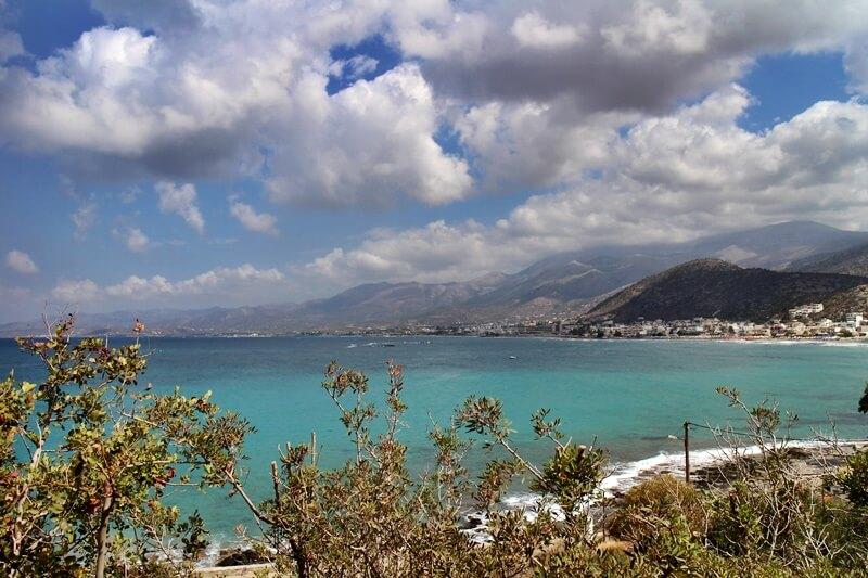 Sissi Beach - Stalis Malia Reiseblog Bucht Stalis