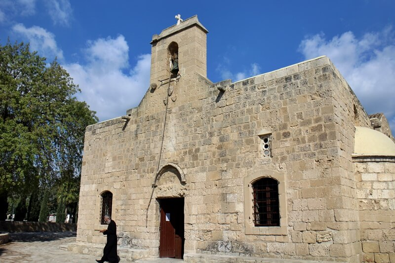 Larnaka und Nikosia, Angeloktisti Kirche Reisebericht Reiseblog Genuss-mit-fernweh.de