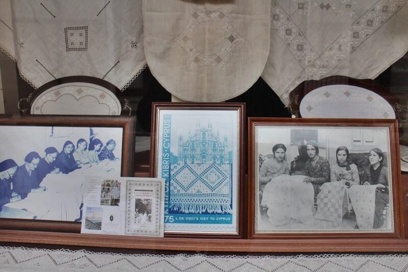 Lefkara Spitzenstickerein Silberhandwerk Zypern Reisebericht Genuss-mit-fernweh.de