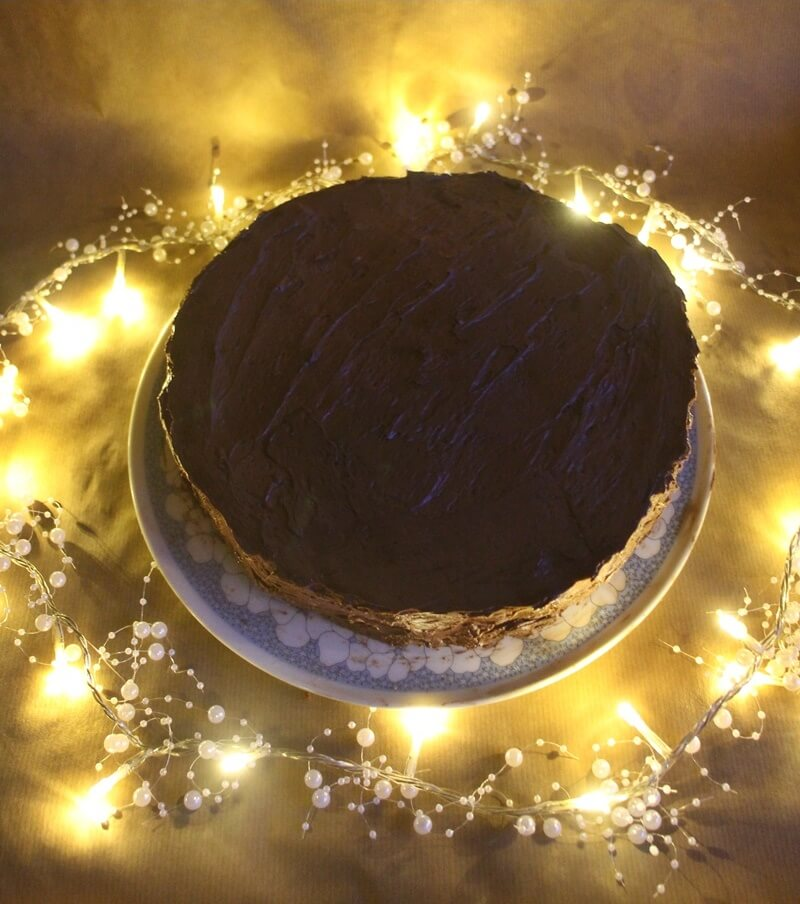 Prinzregententorte Prinzregenten Genuss-mit-fernweh.de Foodblog Torte Festtagstorte