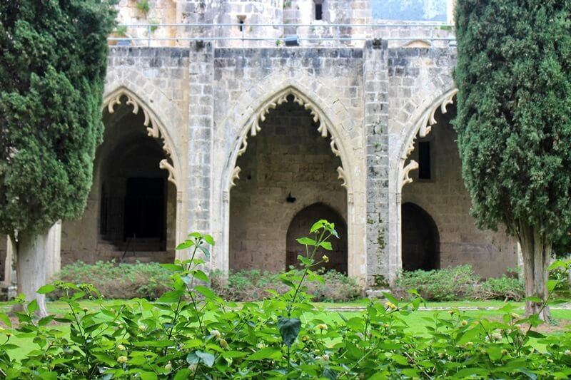 Nordzypern Bellapais Abtei Beylerbey Zypern Reisebericht Genuss-mit-fernweh.de Reiseblog