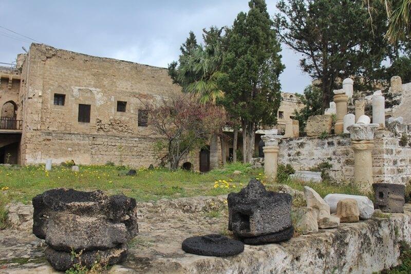 Kyrenia Girne Nordzypern Hafenstadt Zypern Reisebericht Reiseblog Genuss-mit-fernweh.de Festung