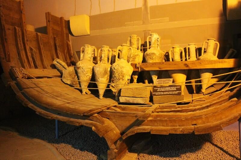 Kyrenia Girne Nordzypern Hafenstadt Zypern Reisebericht Reiseblog Genuss-mit-fernweh.de Schiffsmuseum