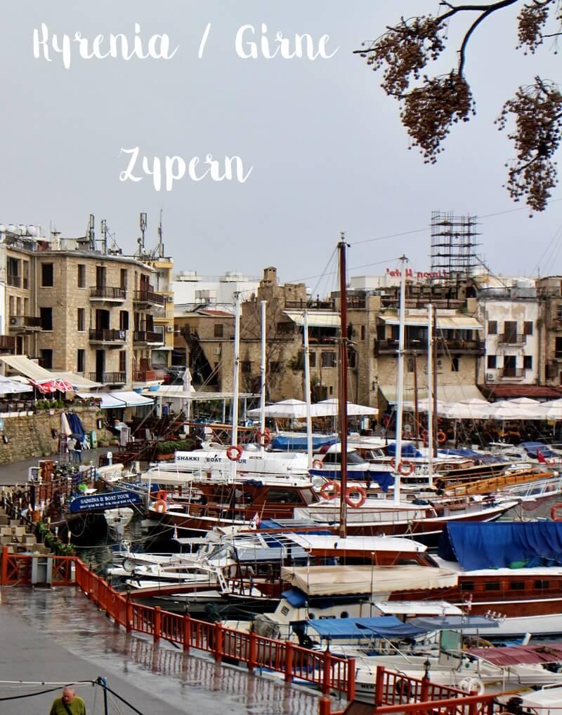 Kyrenia Girne Nordzypern Hafenstadt Zypern Reisebericht Reiseblog Genuss-mit-fernweh.de