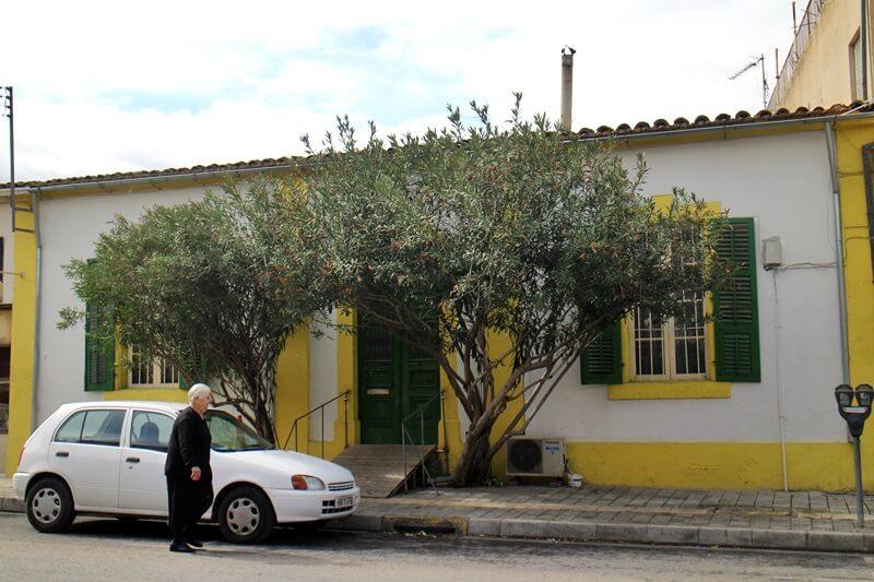 Larnaka und Nikosia: freier Teil Nikosias, Architektur Reiseblog Genuss-mit-fernweh.de