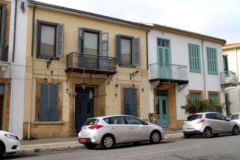 Stadthaus Nikosia freier Teil Nikosia Hauptstadt Zypern Larnaka und Nikosia