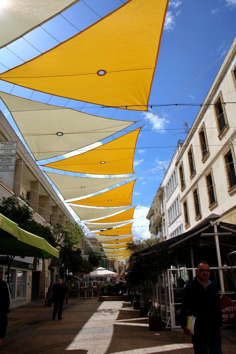 Einkaufsmeile Nikosia freier Teil Nikosia Hauptstadt Zypern Larnaka und Nikosia Reiseblog Genuss-mit-fernweh.de