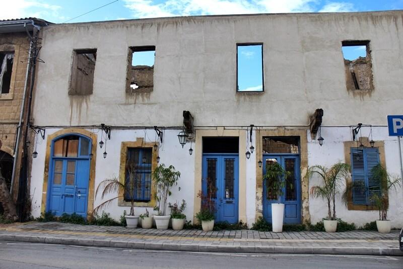 Überbleibsel Invasion 1974 freier Teil Nikosia Hauptstadt Zypern Larnaka und Nikosia Reiseblog Genuss-mit-fernweh.de