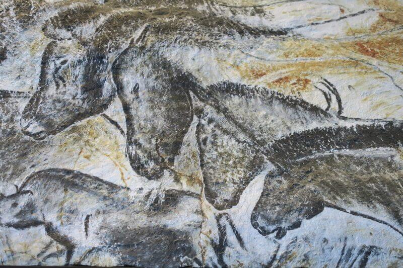 Chauvet-Höhle Vallon-Pont-d'Arc Reisebericht Reiseblog Genuss-mit-fernweh.de Höhlenzeichnungen