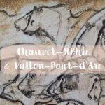 Chauvet-Höhle Reisebeitrag Caverne du Pont d'Arc Reiseblog Genuss-mit-fernweh.de Provence Frankreich
