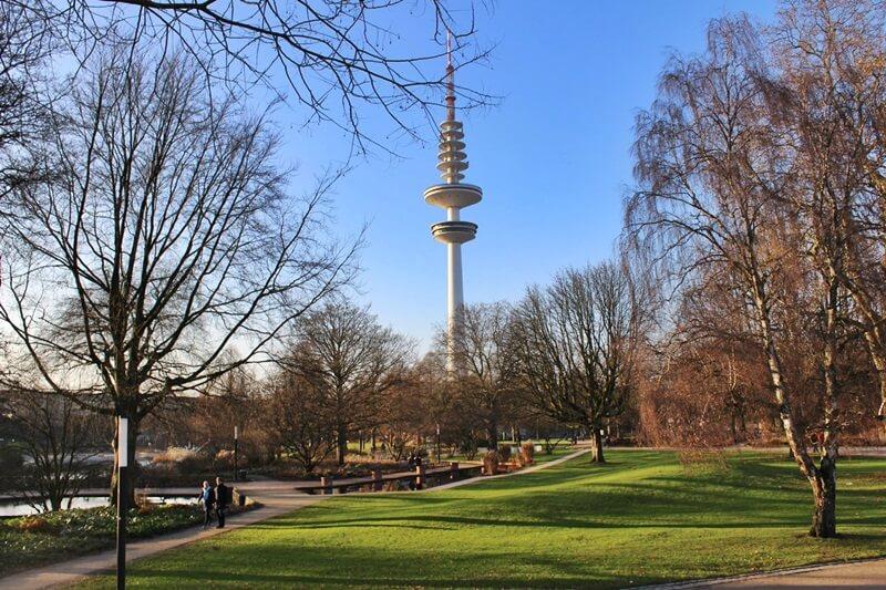 Reiseblog Was sollte man in Hamburg gesehen haben? Genuss-mit-fernweh.de Hamburg Planten un Blomen Botanischer Garten