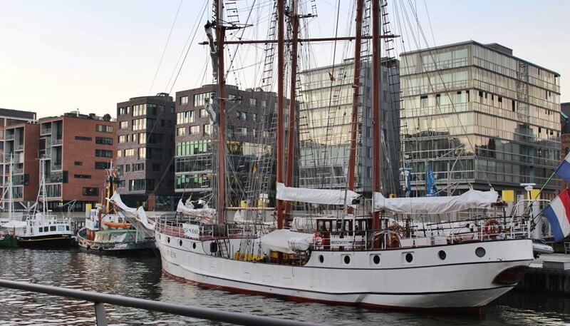 Reiseblog Was sollte man in Hamburg gesehen haben? Genuss-mit-fernweh.de Hamburg Sandtorhafen