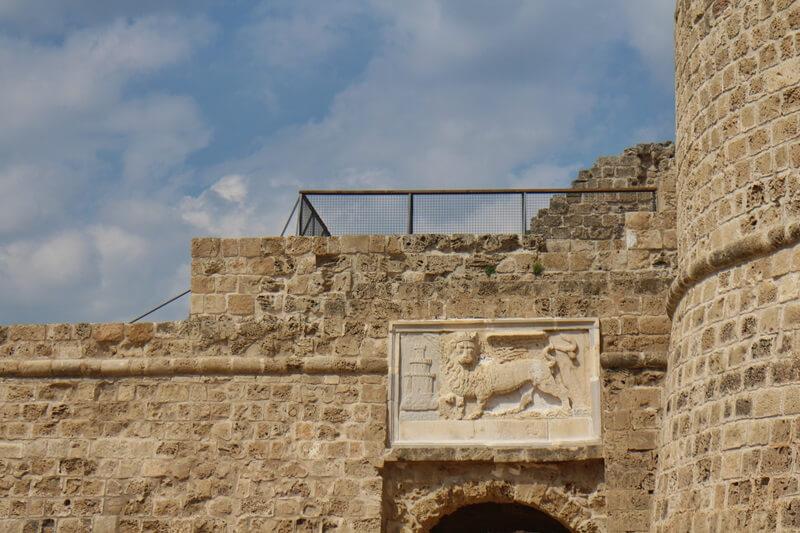 Othelle Castle Othello Burg Famagusta Nordzypern Reiseblog Genuss-mit-fernweh.de