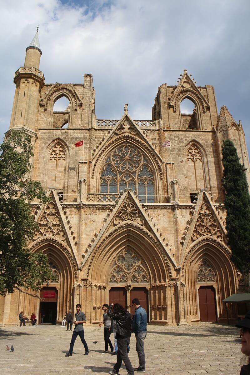 Famagusta Nordzypern Zypern Genuss-mit-fernweh.de Reiseblog Moschee ehemalige Kirche