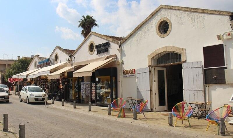 Famagusta Nordzypern Zypern Genuss-mit-fernweh.de Reiseblog Shoppingstraße