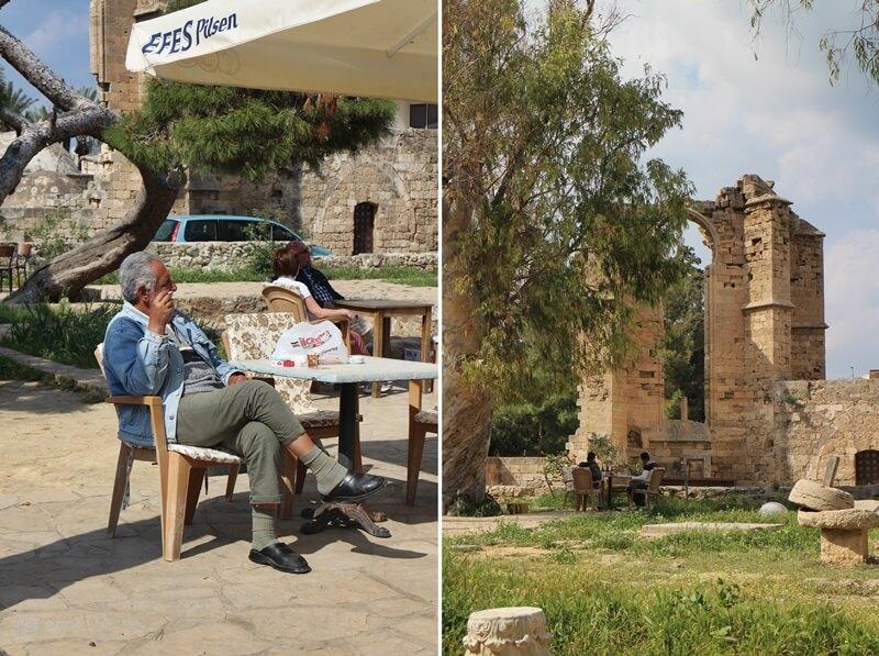 Famagusta Nordzypern Zypern Genuss-mit-fernweh.de Reiseblog Einheimischer Ruine